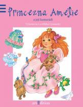 Princezna Amelíe a její kamarádi - Vymalovací a oblékací panenky