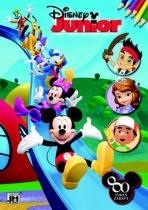 Omalovánky 80 stran: Disney Junior