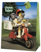 Ovečka Shaun, dárková taška, jumbo 5