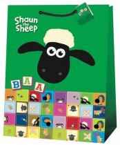 Ovečka Shaun, dárková taška, jumbo 7