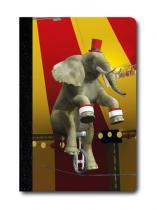 Abc Develop Zápisník - Úžaska - Žonglující slon