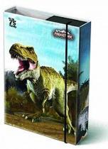 Bonaparte Box na sešity A5 - Prehistoric 3D