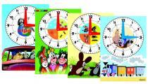 Výukové hodiny pro děti A4 - mix druhů