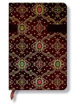 Paperblanks Zápisník - Noir, mini 95x140