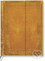 Paperblanks Zápisník - Saddleworn Wrap, midi 120x170