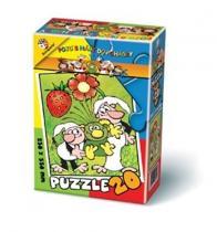 Puzzle 20 - Pojď s námi do pohádky