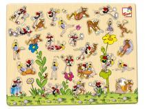 Ferda - maxi puzzle