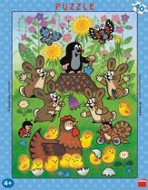 Krtek a Velikonoce - Puzzle 40