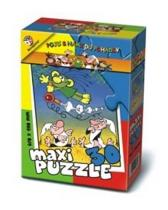Puzzle 30 deskové - Pojď s námi do pohádky