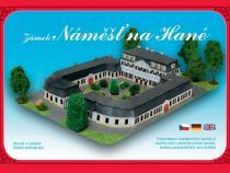 Zámek Náměšť na Hané - Stavebnice papírového modelu