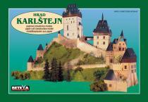 Hrad Karlštejn - vystřihovánky