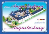 Zámek Augustusburg - Stavebnice papírového modelu