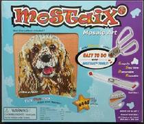 Mozaika velká - pes