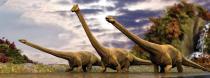 Záložka - Úžaska - Dinosauři