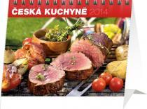 Kalendář 2014 - Česká kuchyně Praktik - stolní