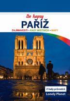 Lonely Planet: Paříž do kapsy