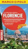 Průvodce se skládací mapou: Florencie