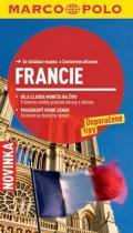 Průvodce se skládací mapou: Francie