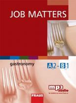 Job Matters - Gastronomy - učebnice + mp3 ke stažení zdarma