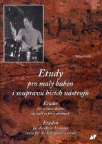 Miloš Veselý: Etudy pro malý buben i soupravu + CD