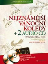 Nejznámější vánoční koledy 2 audio CD - Ladislava Vondráčková CD
