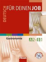 Deutsch für deinen Job - Gastronomie - učebnice + CD