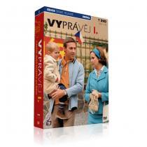 Vyprávěj - 13 DVD + 1 CD