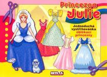 OEM Princezna Julie - vystřihovánky