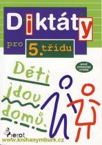Petr Šulc: Diktáty pro 5. třídu