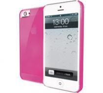 CELLY Gelskin pro Apple iPhone 5 / 5S / SE růžová (GELSKIN185P)