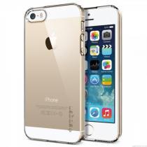 Spigen Ultra Thin Air crystal shell pro iPhone 5 / 5S / SE (SGP10656)