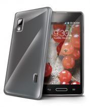 CELLY Gelskin pro LG Optimus L5 II průhledná