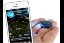 StickNFind chytrá Bluetooth samolepka pro hledání předmětů 2ks