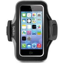 Belkin EaseFit Plus pro iPhone 5 / 5S / SE černá (F8W299vfC00)