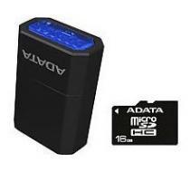 A-Data Micro SDHC 16GB Class 4