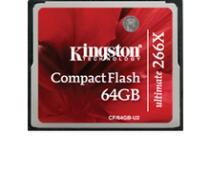 Kingston CompactFlash Ultimate 64GB 266x