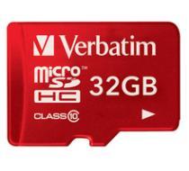 Verbatim Micro SDHC 32GB Class 10 UHS-1