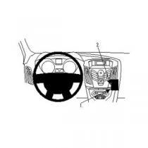 Brodit ProClip pro Ford Focus 11-