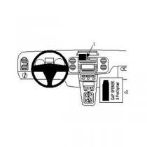 Brodit ProClip pro Volkswagen Tiguan 08- pro Evropu, 09- pro USA