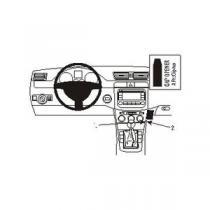 Brodit ProClip pro Volkswagen Passat 05b-11/CC 09-11