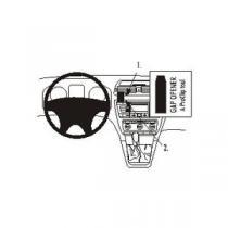 Brodit ProClip pro Škoda Octavia 05 a novější