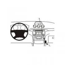 Brodit ProClip pro Ford Galaxy 07-/S-Max 06-07