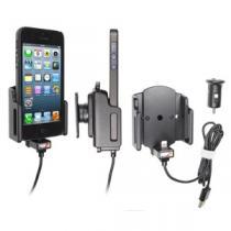 Brodit držák do auta pro iPhone 5/5S rozšířitelný 59-63mm, tloušťka 6-10mm s nabíjením