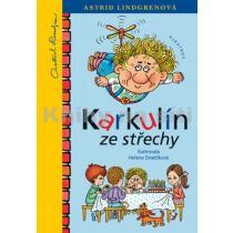 Astrid Lindgrenová: Karkulín ze střechy (Albatros)