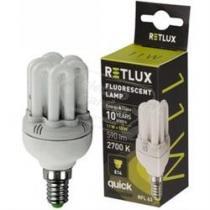 Retlux RFL 63 6U-T2 11W E14