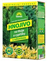 Forestina BIOMIN na thuje a cypřišky 1 kg