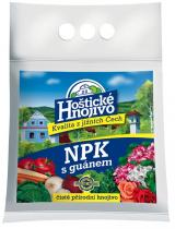 Hoštické hnojivo NPK s guánem 1 kg