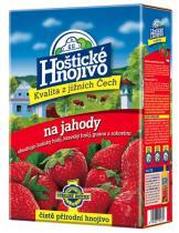 Hoštické hnojivo na jahody - čistě přírodní 1 kg