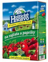 Hoštické hnojivo na rajčata a papriky - čistě přírodní 1 kg