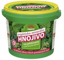 Forestina ORGAMIN pro jehličnany a jiné okrasné dřeviny - kbelík 5 kg